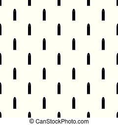 Cartridge pattern seamless vector