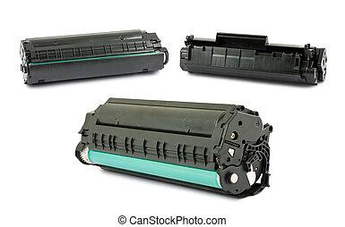 Cartridges for laser printer