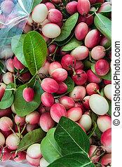 Carunda, Karonda fruite