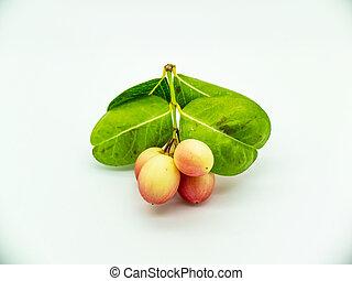 Carunda or Karonda, This fruit can treat cancer.