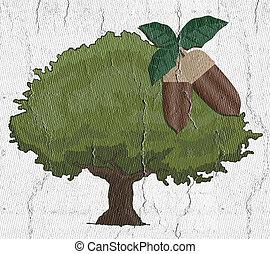 carvalho, árvore