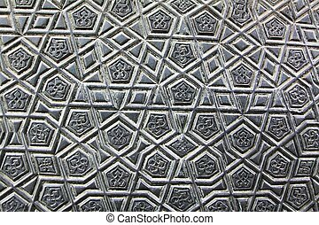 Carved Pattern