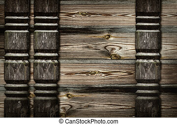 carved wooden friezes