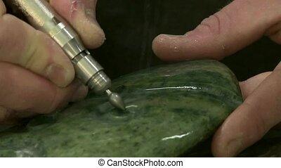 Carving Greenstone 2.
