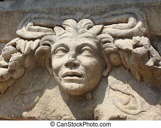 Pan - Carving of Pan