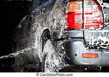 carwash, легковые автомобили