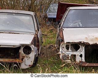 carwrecks, rosta