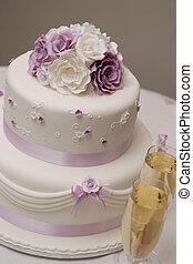 casório, cake.