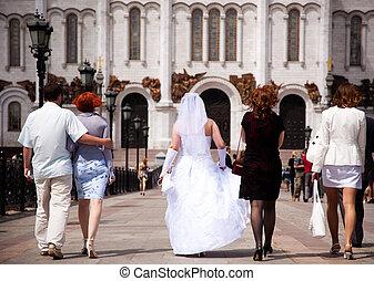casório, passeios
