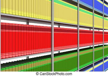 cas, books., image., 3d