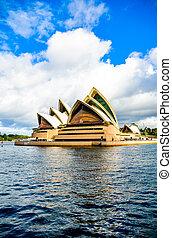 casa de ópera, australia, sydney