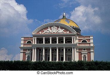 casa de ópera