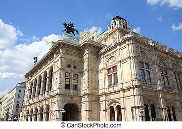 casa de ópera, -, viena