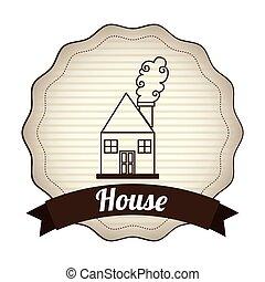 casa, disegno