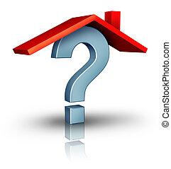 casa, domande