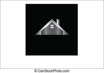 casa, edificio