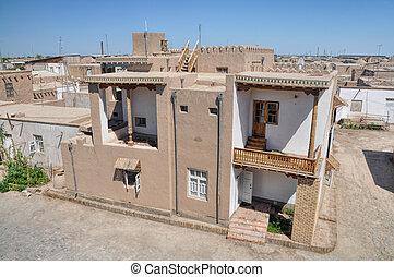 casa, en, uzbekistán