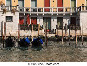 casa, en, venecia