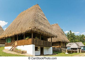 Garden danese come natura casa fattoria landscaped for Casa in stile fattoria