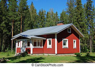 casa, finlandese