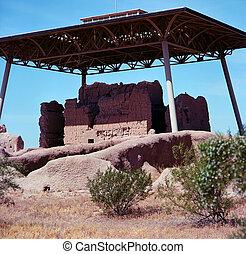 Casa Grande National Monument - Casa Grande Ruins National...