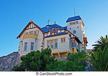 casa, histórico