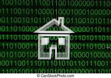 casa, internet