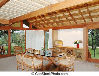 Interno casa disegno immagine proprio stanza vivente for Disegno casa interno
