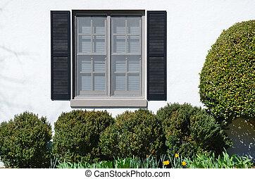 casa janela