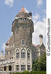 Casa Loma tower