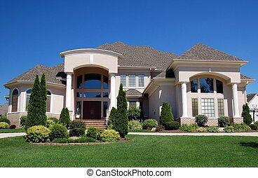 casa, lusso