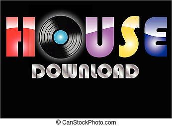 casa, música