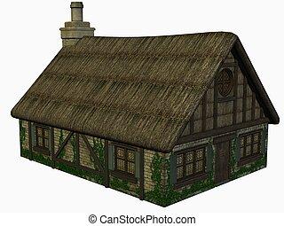 casa, medieval