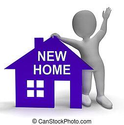 casa, mover casa, nueva propiedad, compra, exposiciones