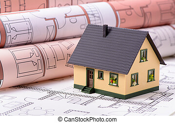 casa, planificação