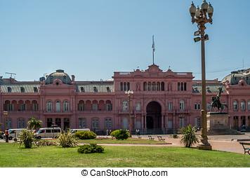 Casa Rosada - Pink House
