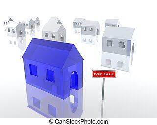 casa, venda