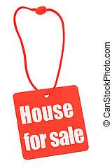 casa, venda tag