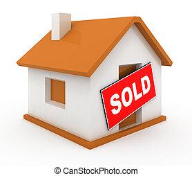 casa, venduto