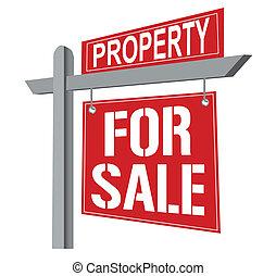 casa, vettore, vendita, /