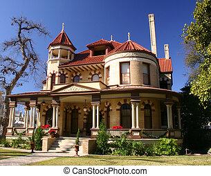 casa, victoriano, san antonio