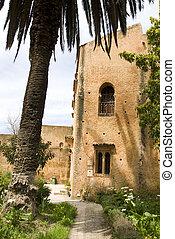 Casaba in Chefchaouen