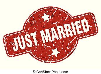 casado, sólo