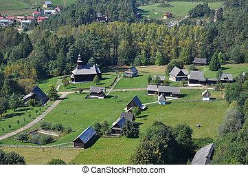 casas, histórico