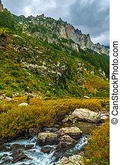 Cascade Canyon - Grand Teton National Park