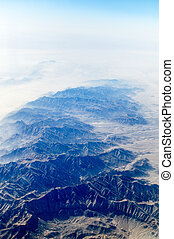 Cascade Mountains - Panoramic view of landscape and Mountain...