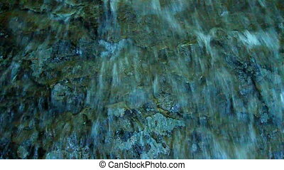 Cascade Waterfall Background - Cascading waters of Silver...
