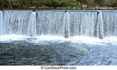 cascade, waterval