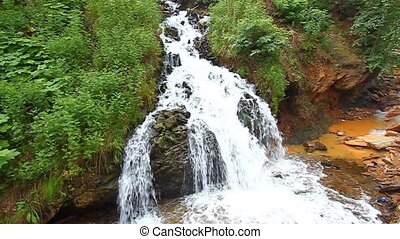 Cascades of Spearfish Canyon