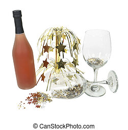 Cascading Stars with Wine